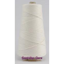 Monaco Natural Cotton Yarn 12Ply