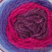 Yatsal Jumbo Muffin Red Violet