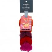 Caron x Pantone Spicy Blooms