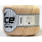 Ice Linen Dark Cream