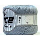 Ice Linen Light Grey