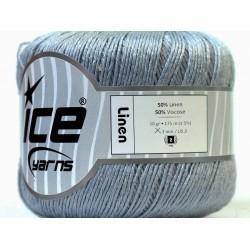 Ice Linen Light Grey