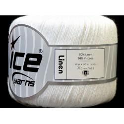 Ice Linen White