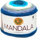 Lion Brand Mandala Mermaid