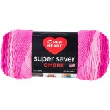 Red Heart Super Saver Ombre Jazzy