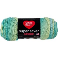 Red Heart Super Saver Ombre Seaside