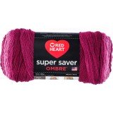 Red Heart Super Saver Ombre Anemone
