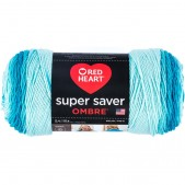 Red Heart Super Saver Ombre Scuba