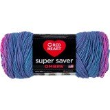 Red Heart Super Saver Ombre Sweet Treat