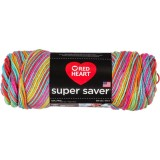 Red Heart Super Saver Pooling Papaya