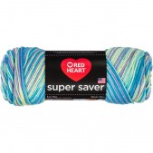 Red Heart Super Saver Pooling Stillwater