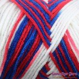 Red Heart Super Saver Stars and Stripes
