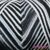 Red Heart Super Saver Zebra