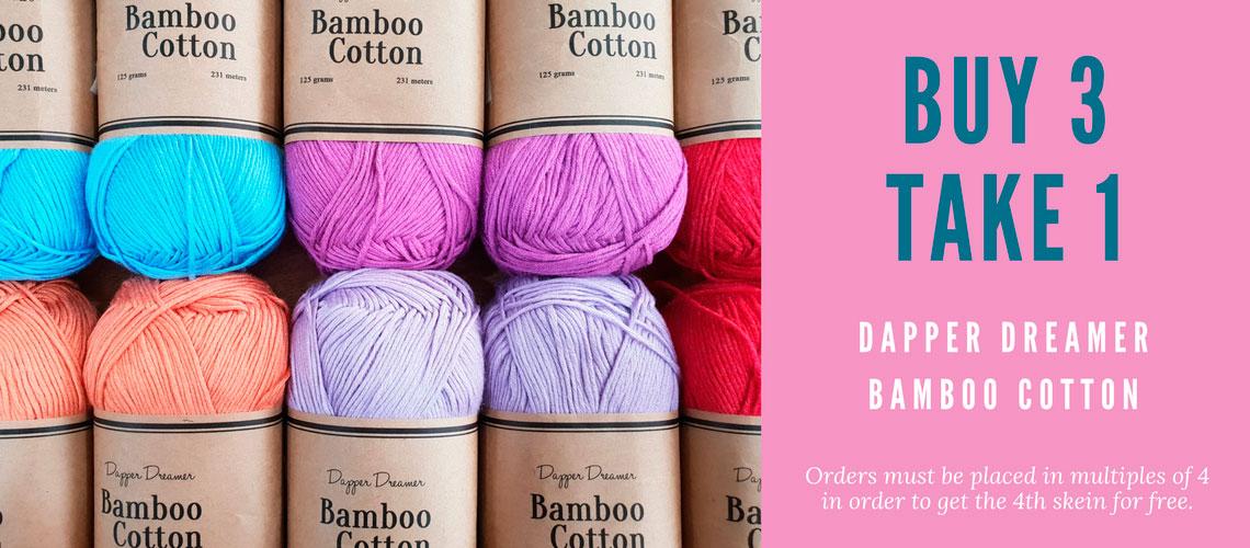 Buy3Take1 Bamboo Cotton